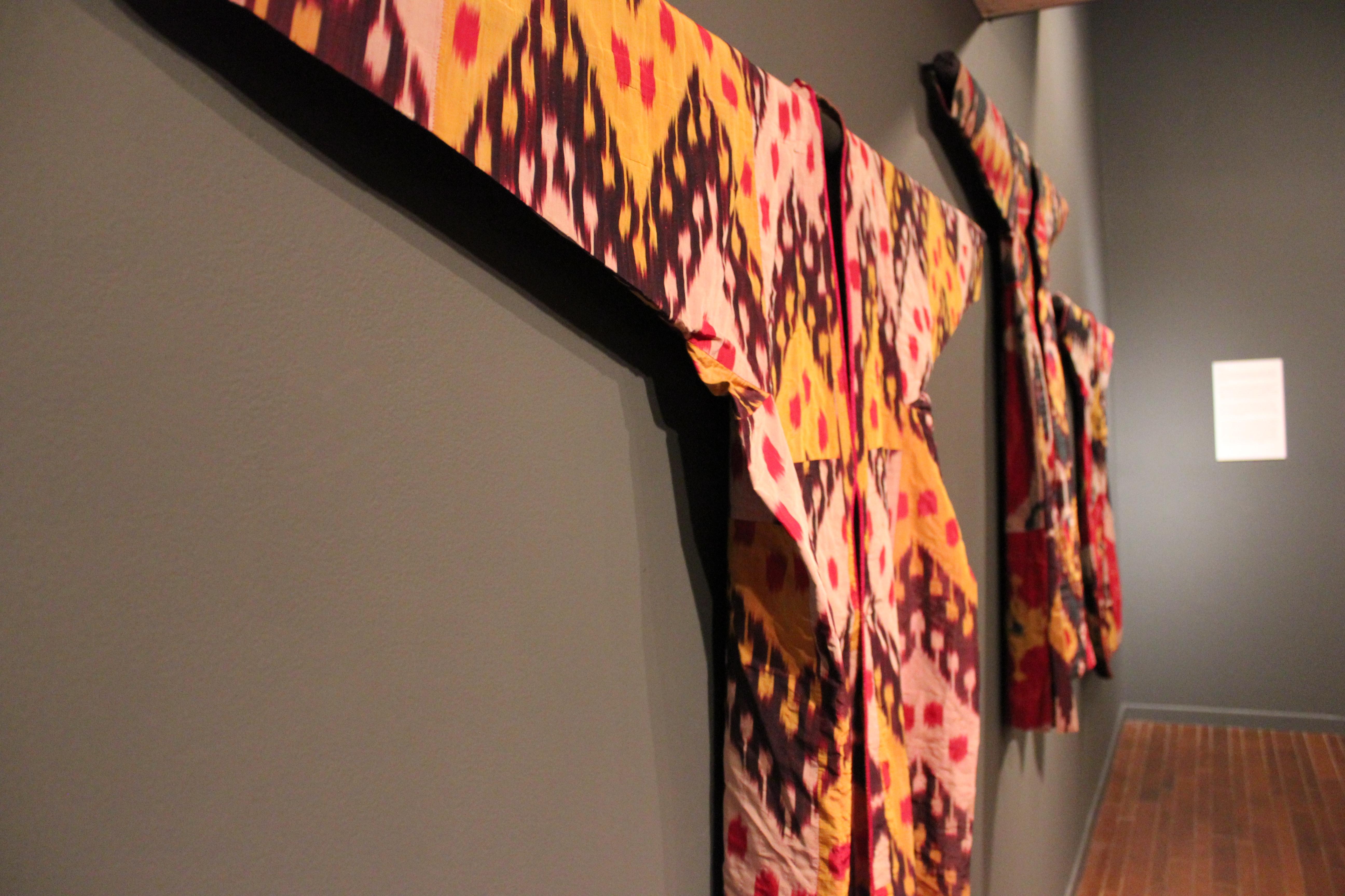intricate tribal pattern